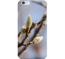 Buds iPhone Case/Skin