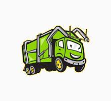 Garbage Rubbish Truck Cartoon  Unisex T-Shirt