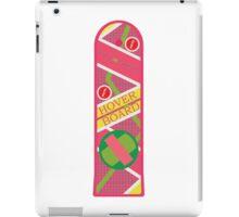 Hover Board iPad Case/Skin