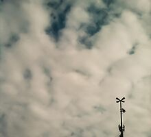Lamppost [ iPad / iPod / iPhone Case ] by Mauricio Santana