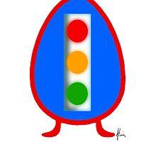 robo-egg by Mariette (flowie) van den Heever