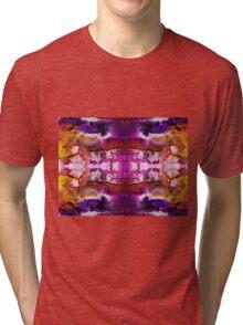 Nebula Painting Series Tri-blend T-Shirt