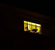 night balcony  by hpostant