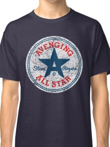 Avenging All Star (Tri-Color Distressed) Classic T-Shirt