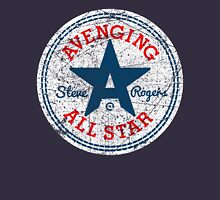 Avenging All Star (Tri-Color Distressed) Unisex T-Shirt