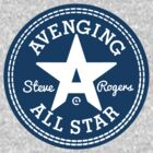 Avenging All Star (Two-Color) by Eozen