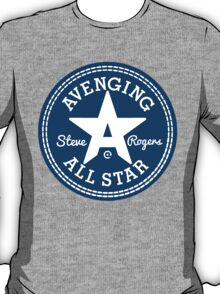Avenging All Star (Two-Color) T-Shirt