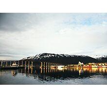 Tromsø Bridge, Norway Photographic Print
