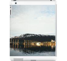 Tromsø Bridge, Norway iPad Case/Skin