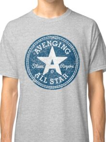 Avenging All Star (Two-Color Distressed) Classic T-Shirt