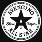 Avenging All Star (White) by Eozen