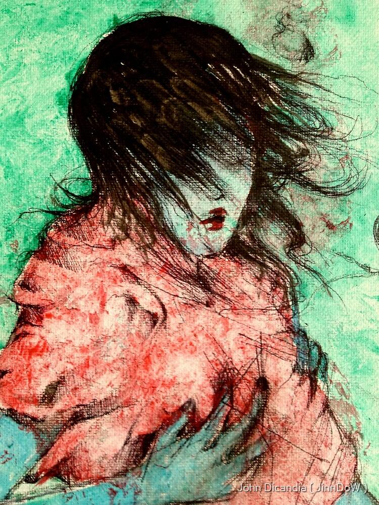 Drowning In A Sea Of Sorrows, Saying Goodbye To All Tomorrows #2 by John Dicandia ( JinnDoW )