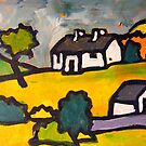 Pearse's Cottage, Rosmuc by eolai