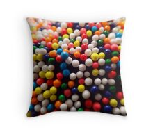 Would You Like Sprinkles? Throw Pillow