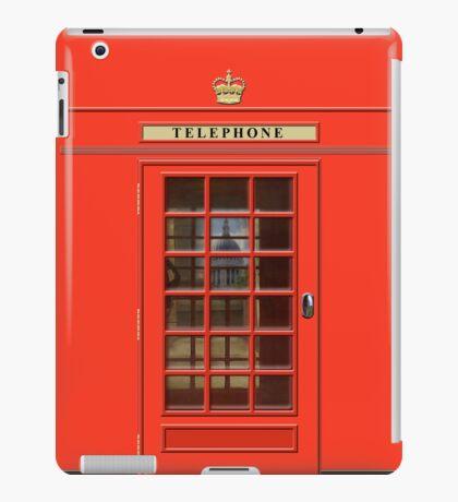 British Red Phone box - iPad Case iPad Case/Skin