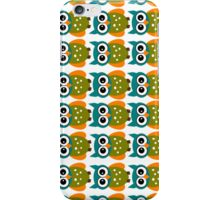 Many Cute and Colorful Owls iPhone Case/Skin