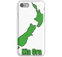 NZ Kia Ora iPhone Case/Skin