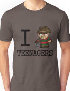 I Freddy Teens Unisex T-Shirt