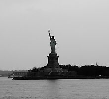 The Statue of Liberty (La Liberté éclairant le monde) | New York 2012 by RedDash