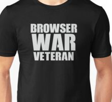 Web Browser Wars Unisex T-Shirt