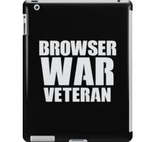 Web Browser Wars iPad Case/Skin