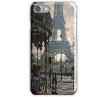 manège parisienne iPhone Case/Skin