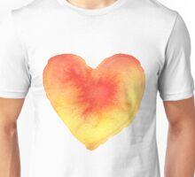Radiating Heart Unisex T-Shirt