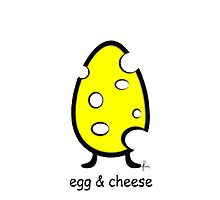 egg & cheese by Mariette (flowie) van den Heever