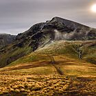 Coledale Hause - Cumbria by David Lewins