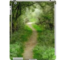 The Path to Willow Bridge iPad Case iPad Case/Skin