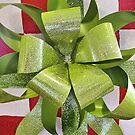 Holiday Bow iPad Case by Monnie Ryan