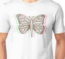 Butterfly 3D Unisex T-Shirt