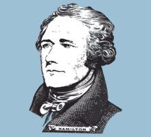 Alexander Hamilton Baby Tee