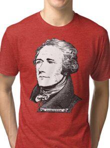 Alexander Hamilton Tri-blend T-Shirt