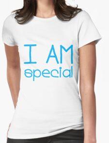 I AM SPECIAL - blue T-Shirt