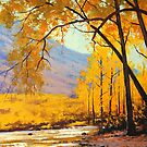 Aspen Gold by Graham Gercken