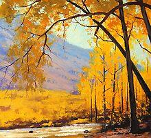 Aspen Gold by Graham Gercken