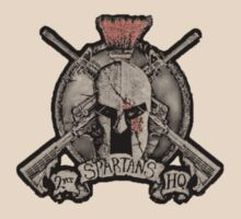 2nd Platoon Spartans HQ by eviledna215