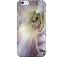 Pink Lily Close Up iPhone Case/Skin