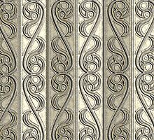 Celtic Pattern Striped by chromedreaming