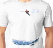 Snowboarder (Oh Shit) Unisex T-Shirt