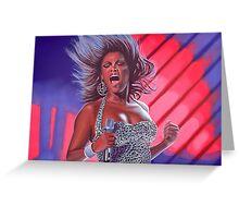 Beyonce painting Greeting Card