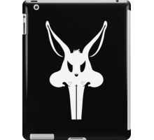 The Bunnisher iPad Case/Skin