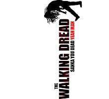 the walking dread ipad by viperbarratt