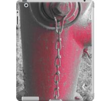 Fire Hydrant iPad Case/Skin