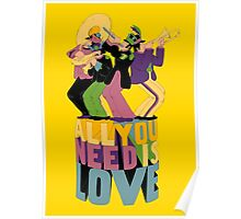 Love and love Poster