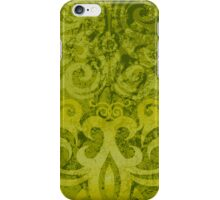 Yellow Tattoo iPhone Case/Skin