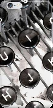Typewriter by Colleen Drew