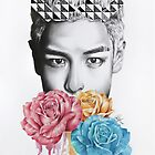 Triad Print - TOP by Monica Sutrisna