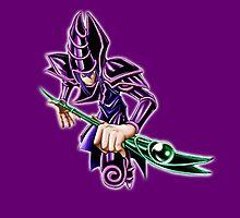 Dark Magician Render (2) - Yugioh! by GMAnubisRB